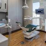 Examination Room at Modern Dental Office