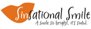 Sinsational Smile Logo Teeth Whitening