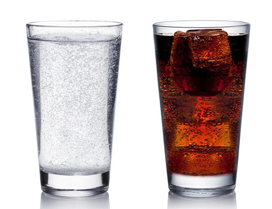 Sparkling Water vs Soda