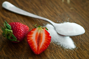 Eat Better Too Much Sugar Can Harm Healthy Teeth